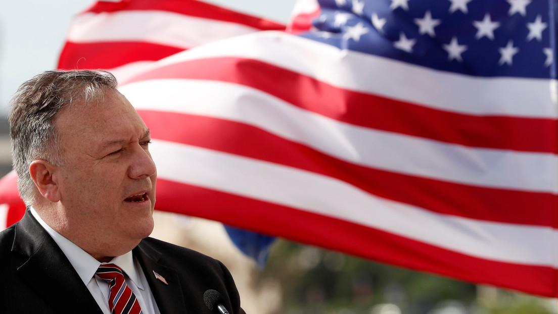 El secretario de Estado de EE.UU., Mike Pompeo