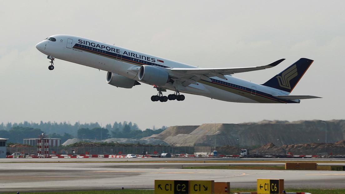 Vuelve el vuelo más largo del mundo, Singapur-Nueva York, que ahora tardará aún más