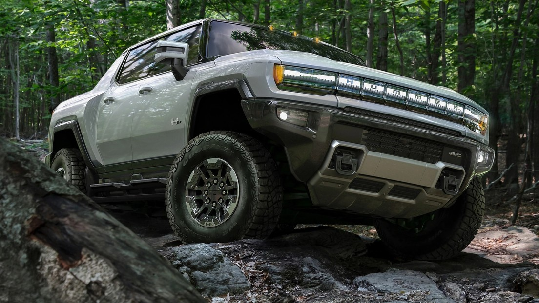 "General Motors presenta el Hummer EV, ""el primer 'supertruck' totalmente eléctrico del mundo"" (FOTOS, VIDEO)"
