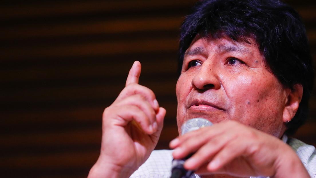 """Evo Morales: """"Durante todo el año dijimos que no hubo fraude y hoy todas las investigaciones internacionales demuestran que no lo hubo"""""""
