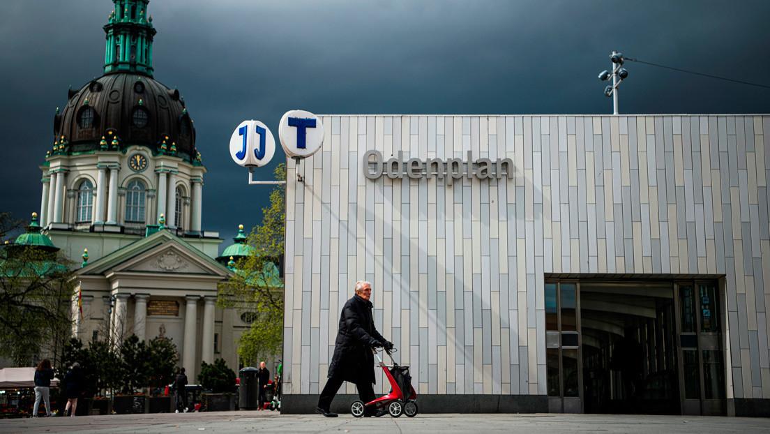 Retiran las medidas adicionales para ancianos y personas del grupo de riesgo pese al crecimiento de casos de covid-19 en Suecia