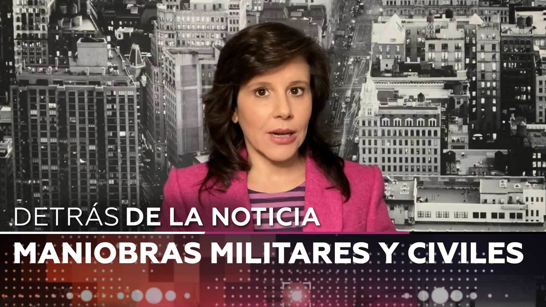 Maniobras militares y civiles