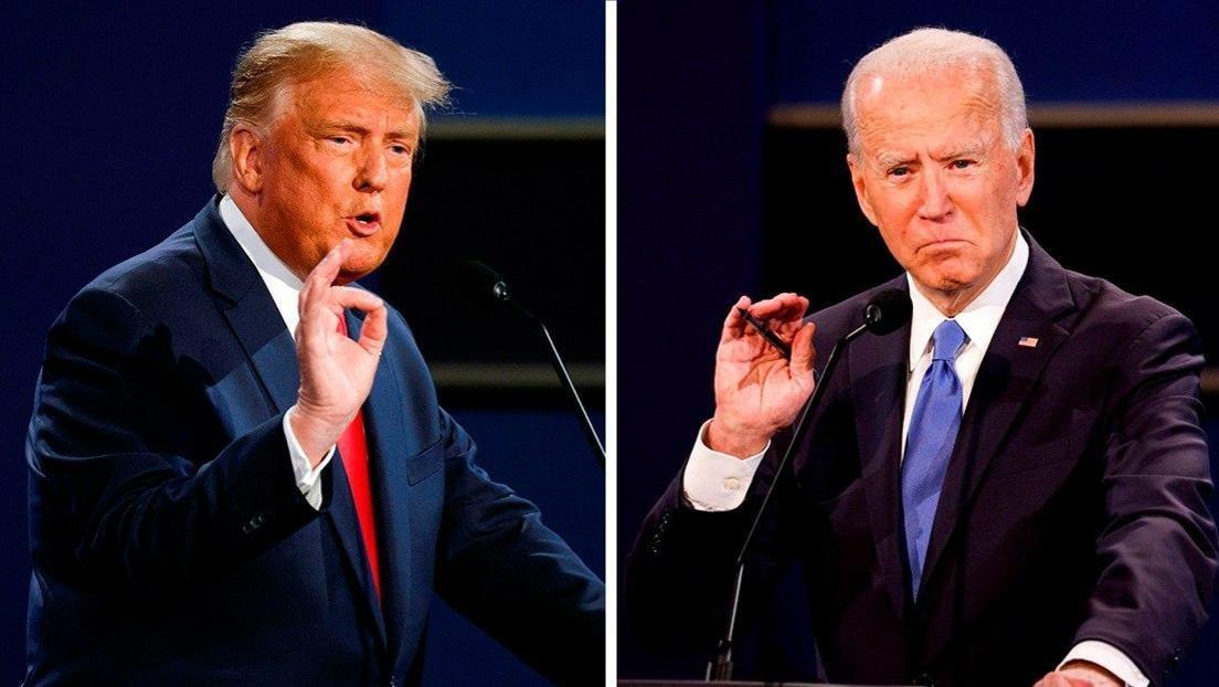 Acusaciones mutuas y visiones opuestas del futuro de EE.UU.: lo más destacado del segundo debate presidencial entre Trump y Biden