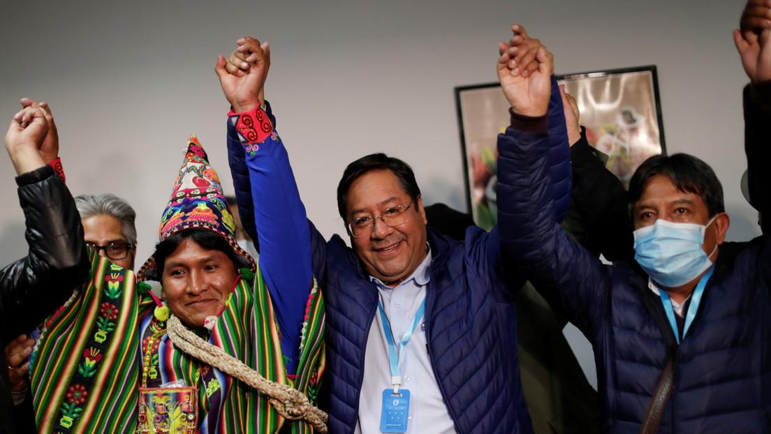 Los resultados definitivos dan la victoria a Luis Arce con 55,1 % de los votos: el largo periplo para que Bolivia recuperara la democracia