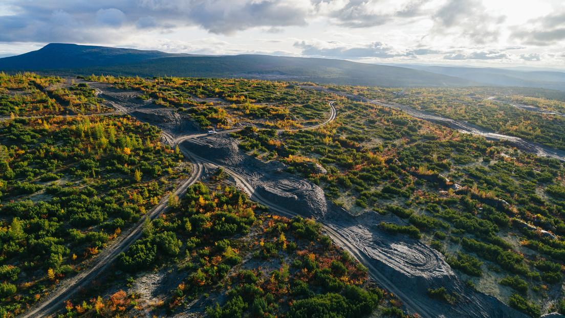 Un yacimiento de oro en Siberia tiene las mayores reservas del mundo
