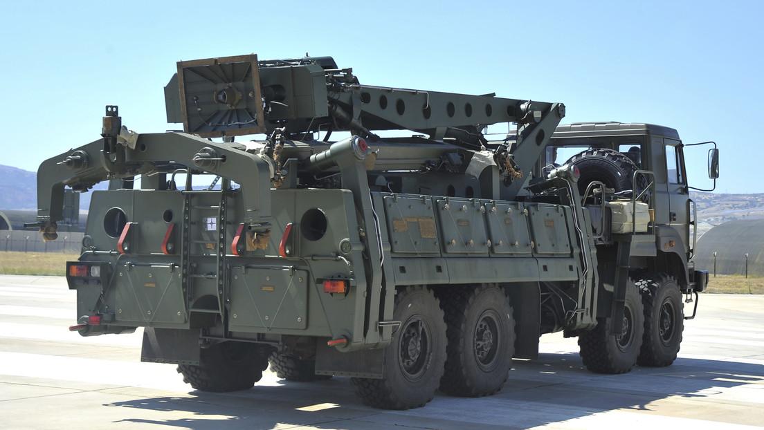 Erdogan confirma las pruebas del sistema ruso S-400 y responde a la crítica de Washington