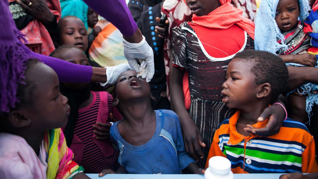 Detectan 15 casos de polio en Sudán del Sur semanas después de que el país fuese declarado libre de la enfermedad