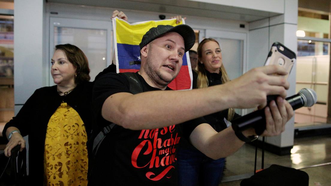 """""""Utilizaron el castrochavismo para eclipsar sus acciones represivas"""": La Inteligencia de Chile confundió a un bloguero con un comandante militar"""