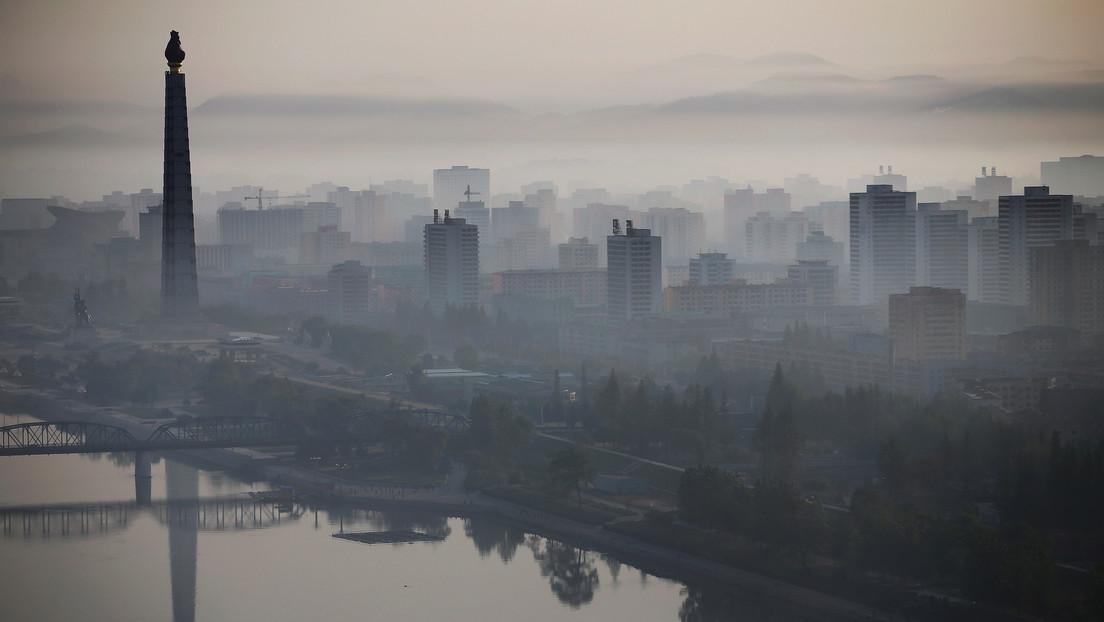 """Corea del Norte insta a sus ciudadanos a quedarse en casa por temer que el """"polvo amarillo"""" procedente de China pueda infectarlos con el coronavirus"""