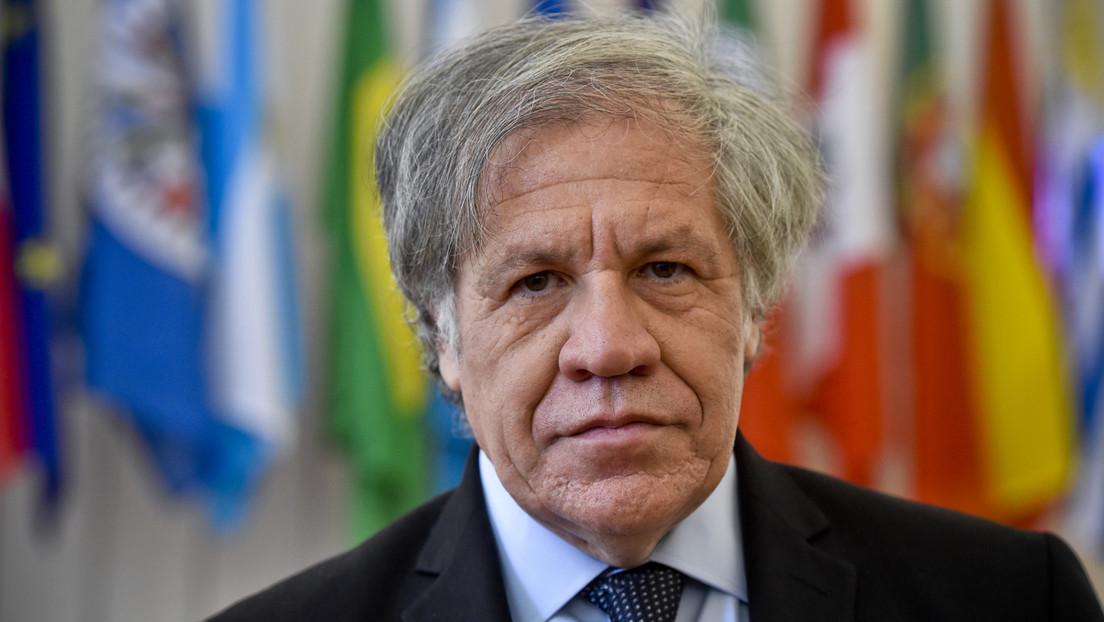 """Almagro afirma que la OEA """"pidió expresamente a Evo Morales que no renunciara"""" pero este """"salió corriendo"""""""