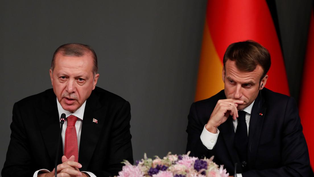 """Erdogan dice que Macron """"necesita tratamiento mental"""" por su actitud hacia los musulmanes"""
