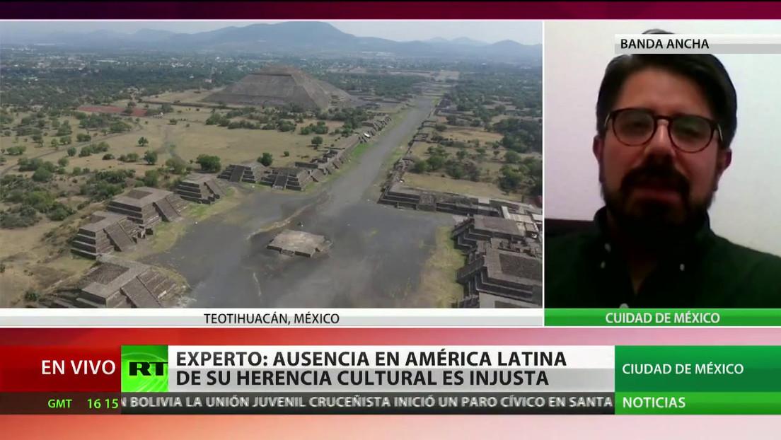 Países latinoamericanos intentan recuperar su patrimonio cultural