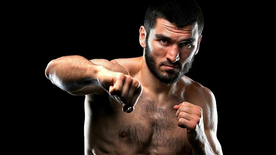 VIDEO: Un campeón ruso de boxeo revela su mejor ejercicio para golpear más fuerte