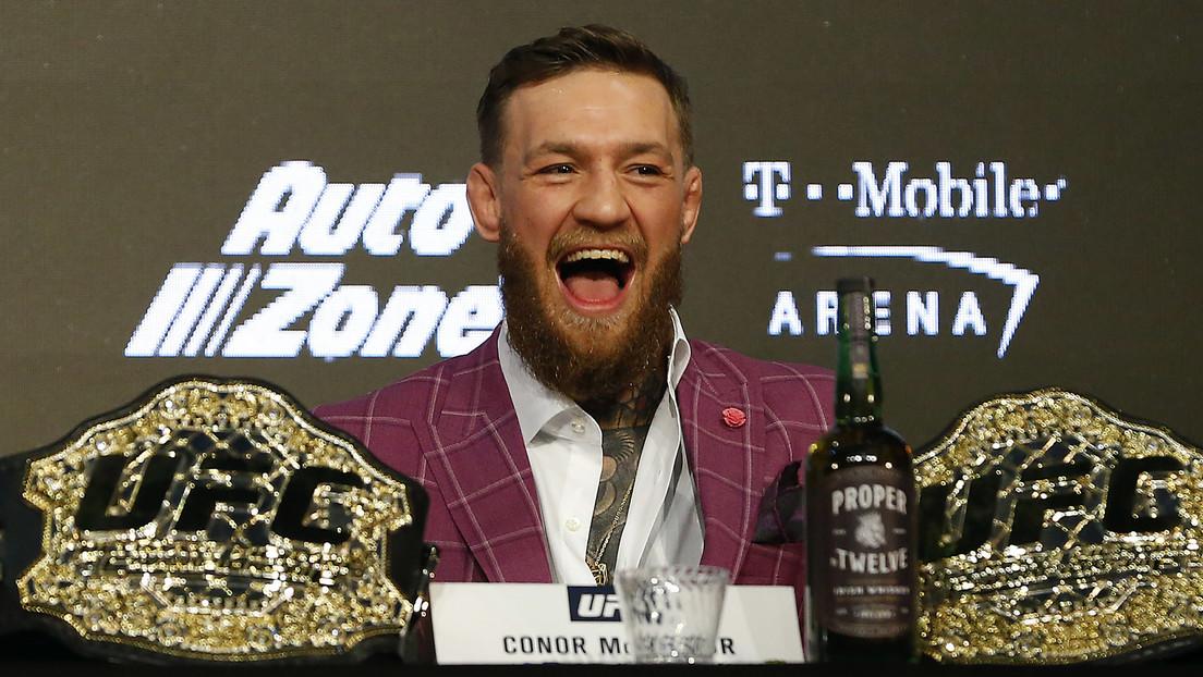 Conor McGregor, protagonista de burlas y memes luego del anuncio de Nurmagomédov sobre el fin de su carrera
