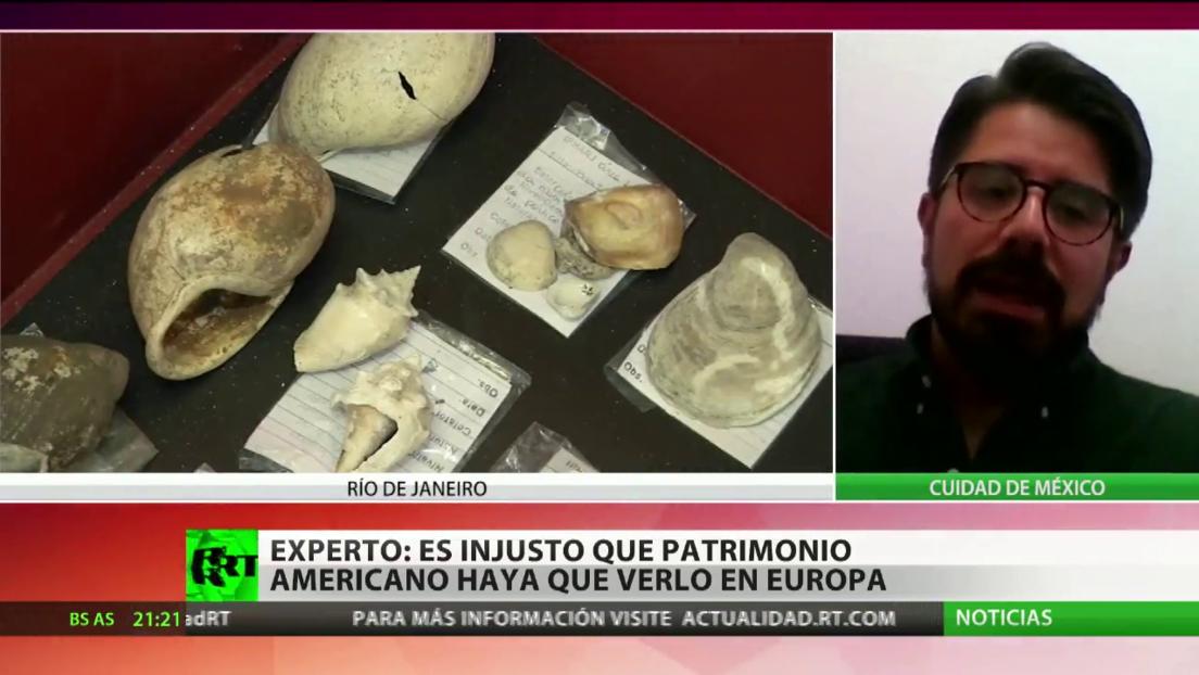 México y otros países de América Latina buscan recuperar sus tesoros