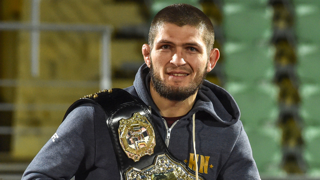 Dana White califica a Khabib Nurmagomédov como el mejor peleador de la UFC de todos los tiempos