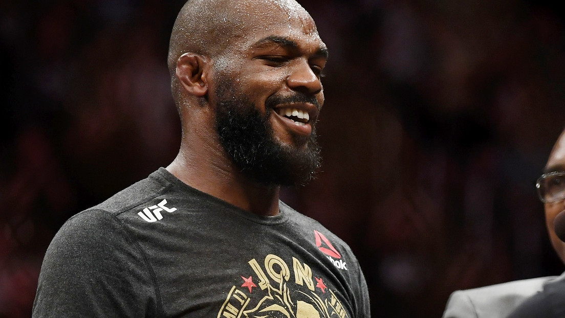 """""""Los números no mienten"""": el campeón de la UFC Jon Jones no acepta que Khabib sea el mejor de todos los tiempos y reclama el título"""