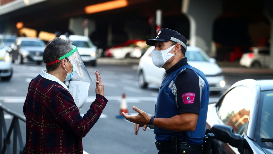 El Gobierno de España decreta el estado de alarma nacional con toque de queda
