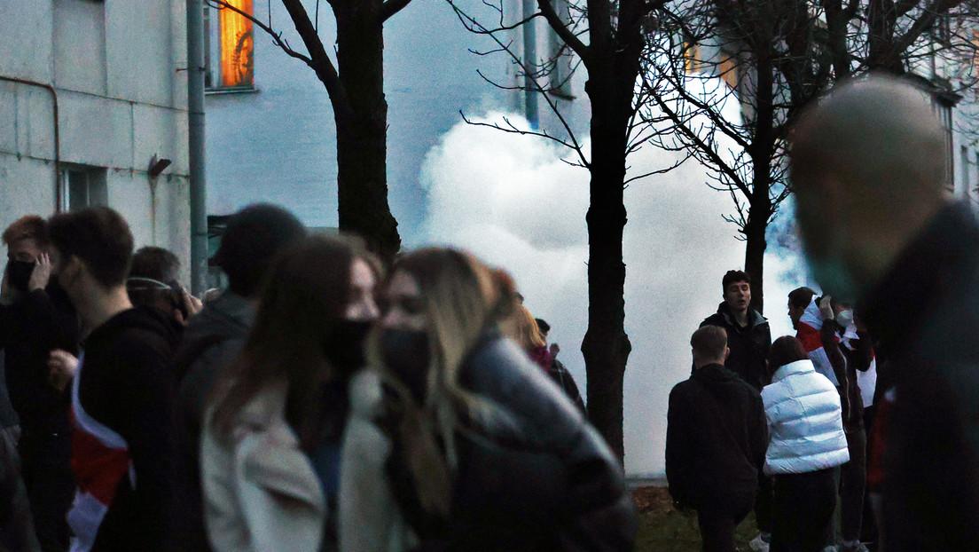 Líder opositora anuncia huelga nacional en Bielorrusia
