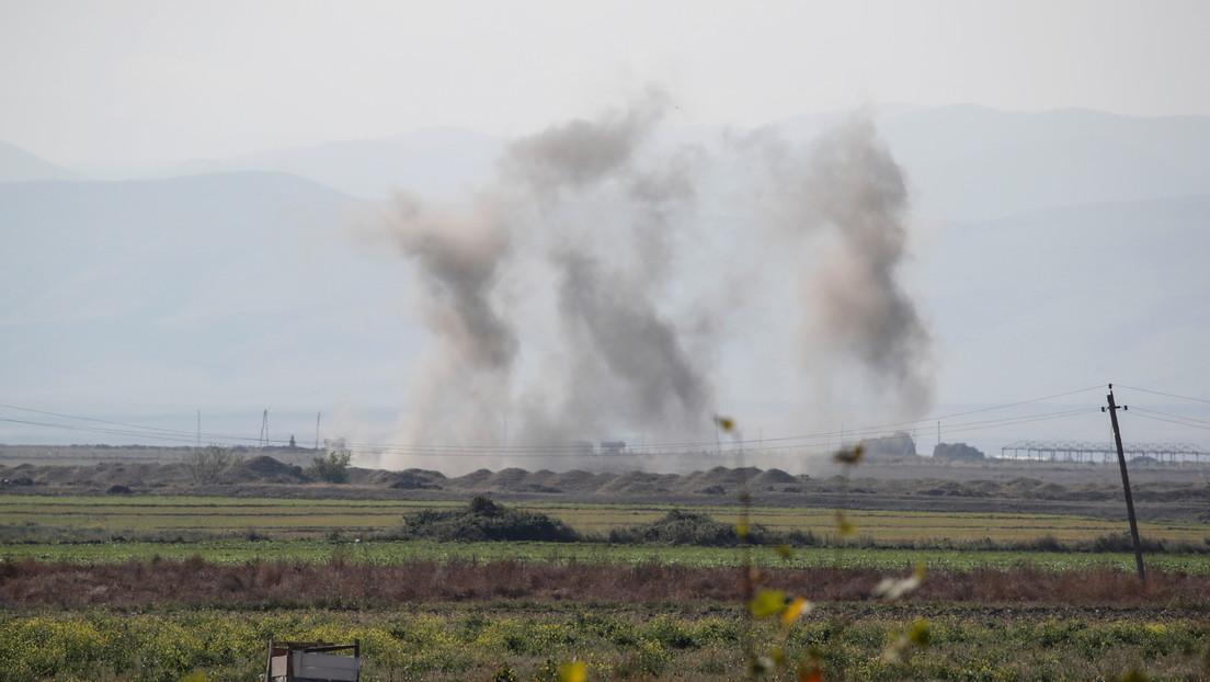 EE.UU., Azerbaiyán y Armenia anuncian un alto el fuego humanitario en Nagorno Karabaj que entrará en vigor el 26 de octubre