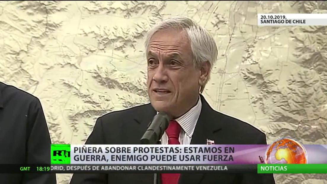 El Gobierno de Chile reconoce que la Inteligencia nacional necesita reformas por sus fallos