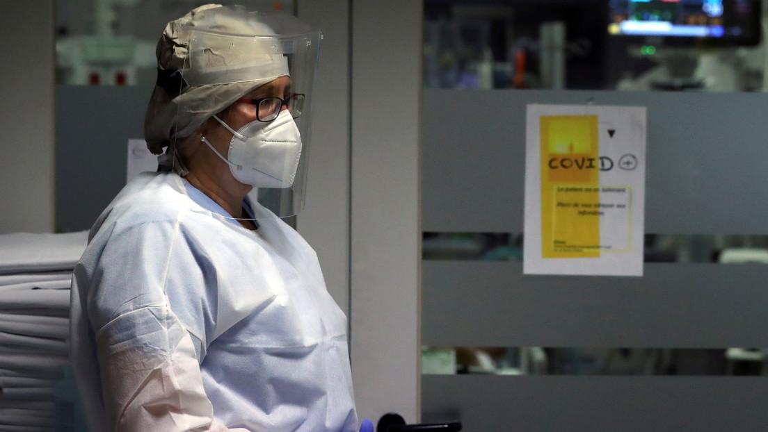"""Bélgica teme el colapso de su sistema hospitalario por """"un tsunami"""" de infecciones en la segunda ola de coronavirus"""