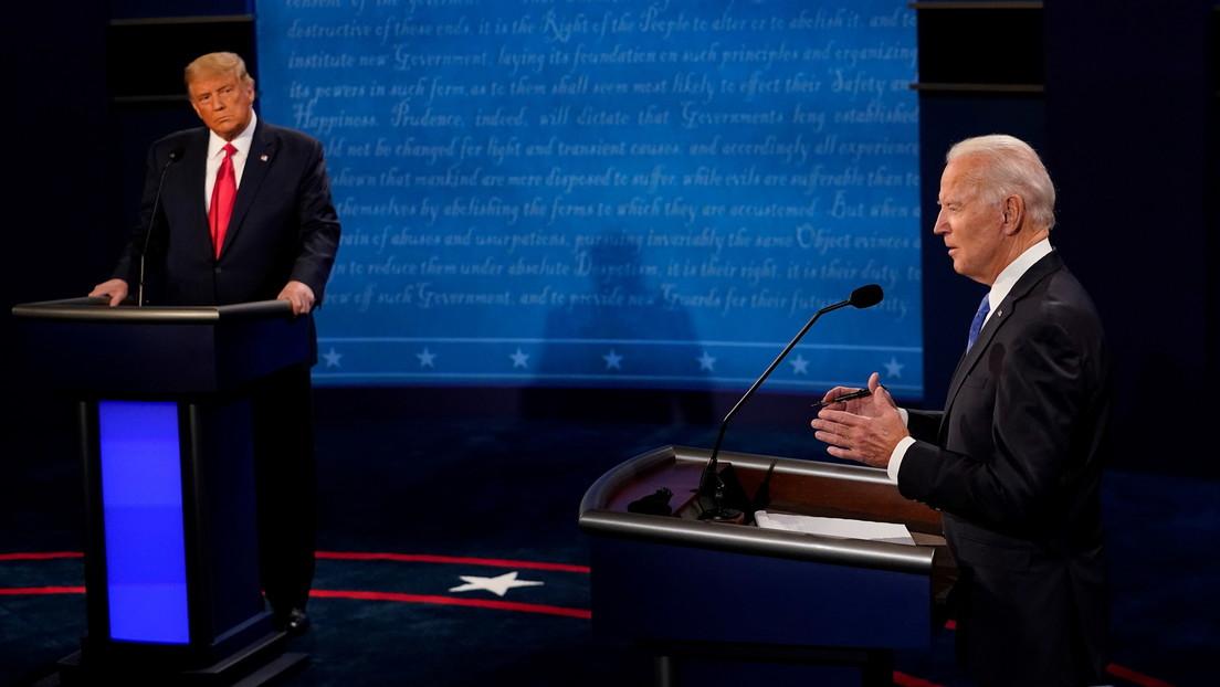 Joe Biden aparentemente confunde a George W. Bush con Trump (VIDEO)