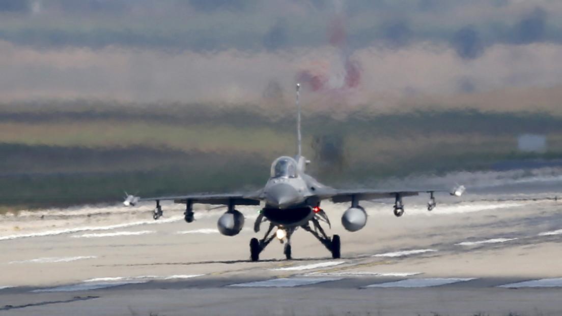 Azerbaiyán promete usar cazas turcos F-16 en caso de agresión contra su territorio