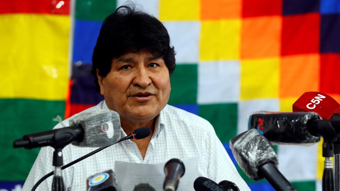 Evo Morales pide al TSE de Bolivia levantar la denuncia de fraude y liberar a los detenidos