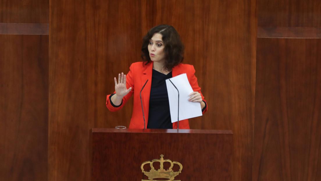 VIDEO: La sorprendente respuesta de la presidenta de Madrid al tratar de explicar cómo se va a dotar de personal el nuevo hospital de pandemias