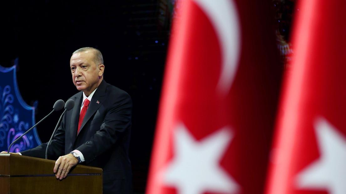 """Erdogan asegura que los musulmanes se enfrentan a una """"campaña de linchamiento similar a la de los judíos antes de la Segunda Guerra Mundial"""""""