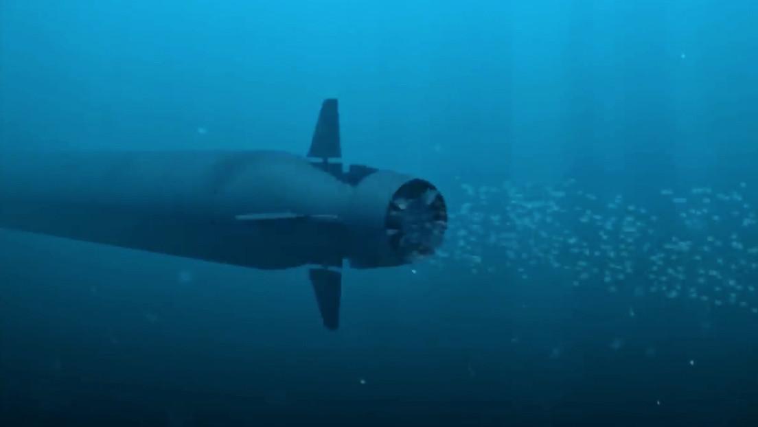 EE.UU. sigue adelante con su nueva mina submarina Hammerhead, que podría parar al Poseidón ruso