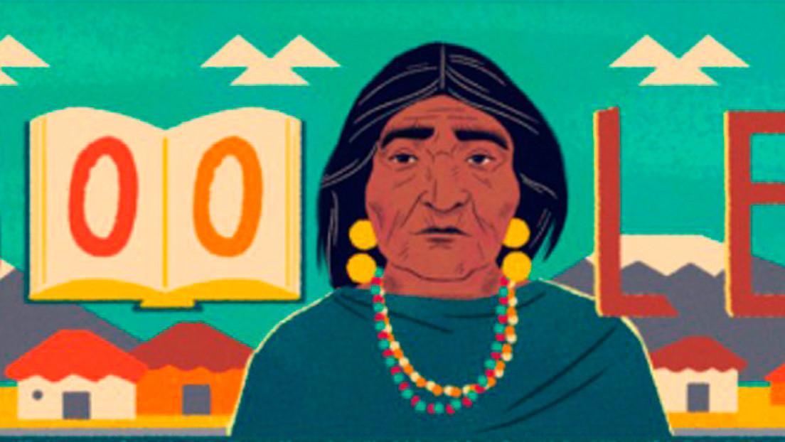 ¿Quién es Dolores Cacuango, lideresa y referente feminista ecuatoriana homenajeada por google?