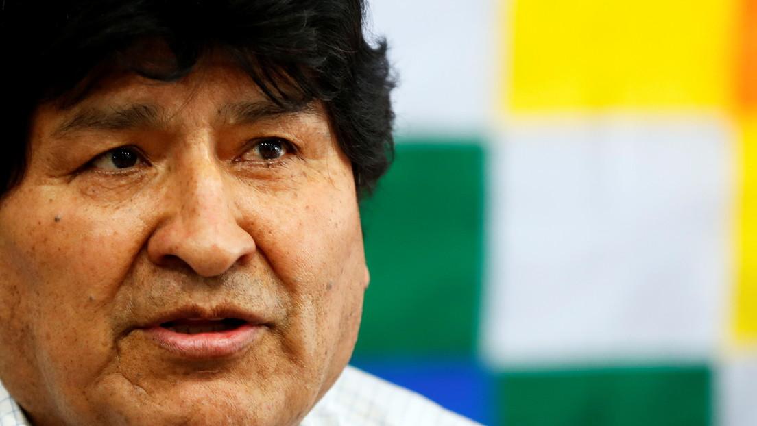 La Justicia de Bolivia deja sin efecto la imputación y orden de aprehensión contra Evo Morales por el caso de sedición y terrorismo