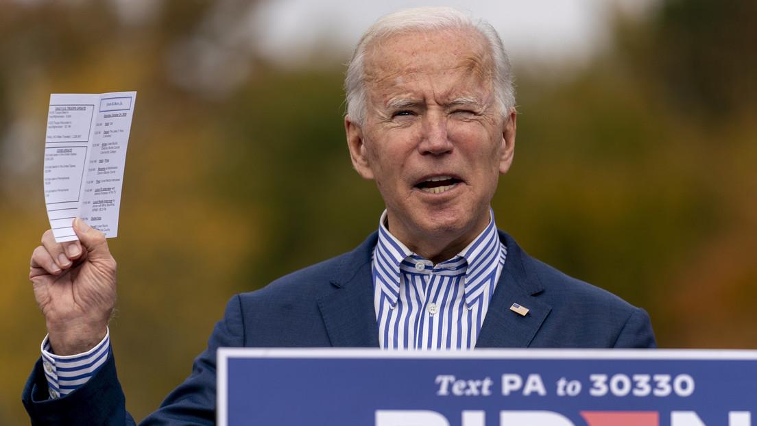 Se hace viral un tuit de Biden que hace un año 'predijo' que EE.UU. no estaba listo para una pandemia