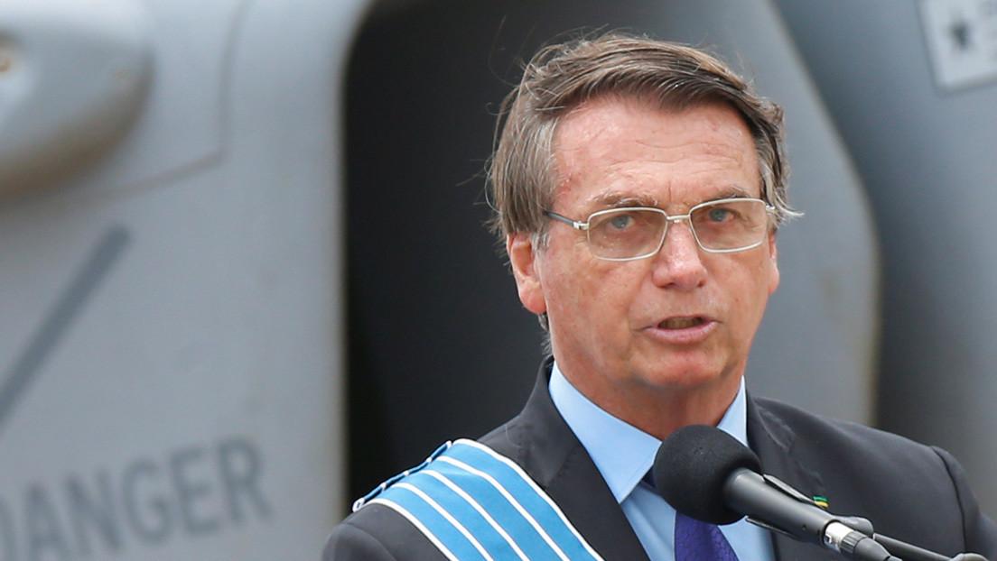 Bolsonaro dice que un juez no puede decidir sobre la obligatoriedad de la vacuna contra el coronavirus