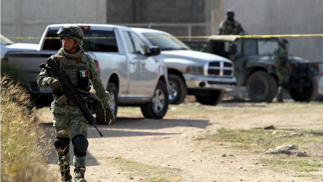 Fiscalía del estado mexicano de Jalisco confirma el hallazgo de 100 cuerpos en tres fosas clandestinas