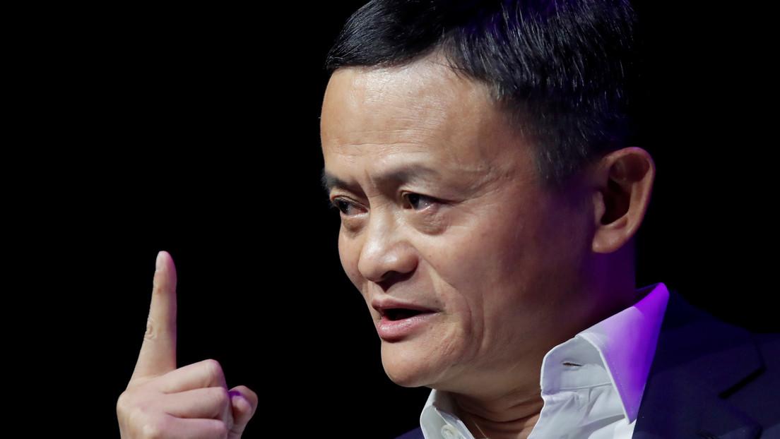 """""""La mayor de la historia"""": una empresa de  Jack Ma planea recaudar más de 34.000 millones de dólares en una oferta pública de venta"""