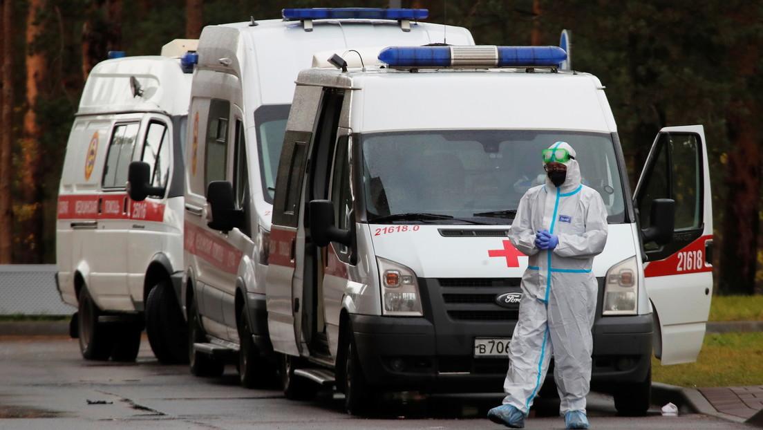 Autoridades sanitarias rusas creen que la pandemia puede permanecer activa al menos un año y medio en varios países