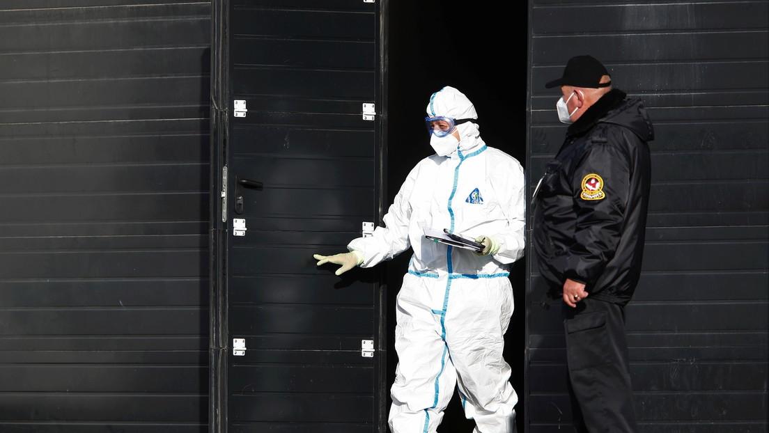 Rusia intensifica las medidas de prevención por el covid-19