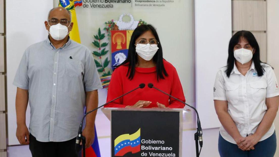 """Venezuela formaliza ante la OMS el hallazgo de la molécula que """"inhibe al  100 %"""" el covid-19 para su certificación y registro - RT"""