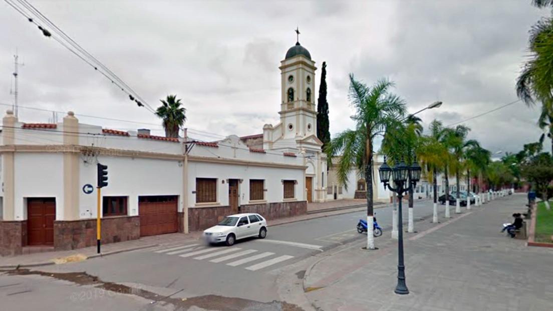 Detienen a un sacerdote argentino acusado de violar a una niña de 10 años en complicidad con otras dos personas