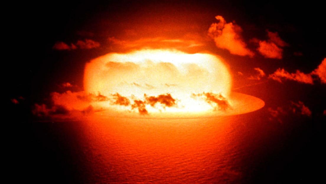 ¿La atmósfera superior de nuestro planeta fue destruida por pruebas nucleares?