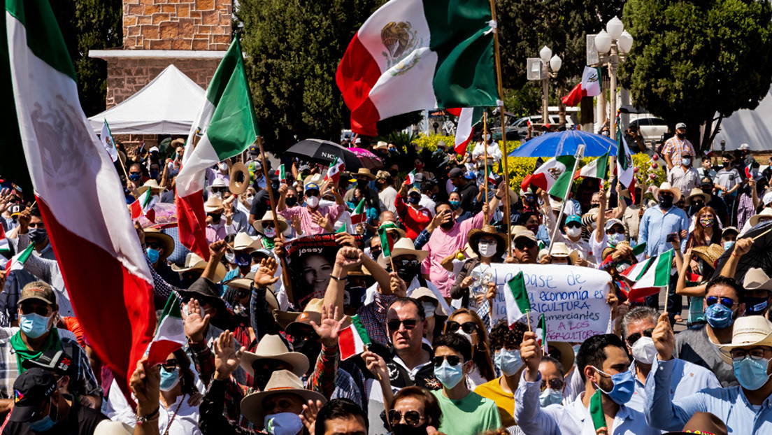 Detienen a seis efectivos de la Guardia Nacional de México por la muerte de una mujer durante las protestas en Chihuahua