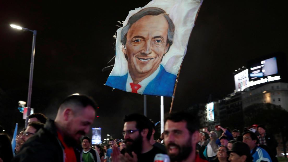 """""""Fue políticamente incorrecto y tuvo coraje"""": Alberto Fernández rinde homenaje a Néstor Kirchner, entre lágrimas, a 10 años de su muerte"""