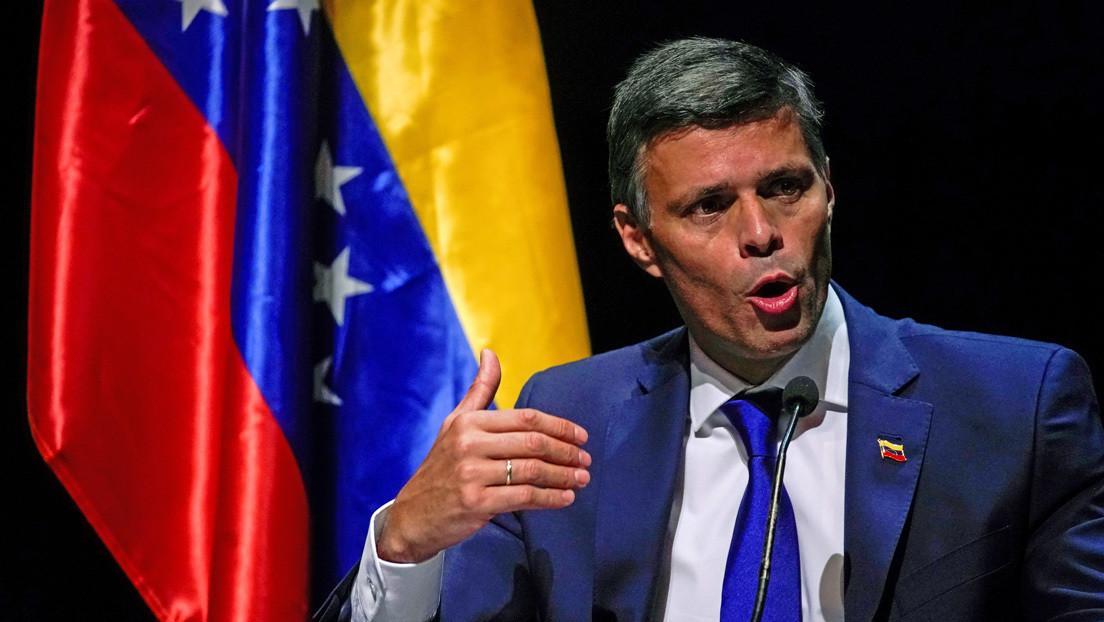 """El opositor venezolano Leopoldo López asegura que ve """"mucha empatía"""" en Pedro Sánchez tras reunirse con él en España"""