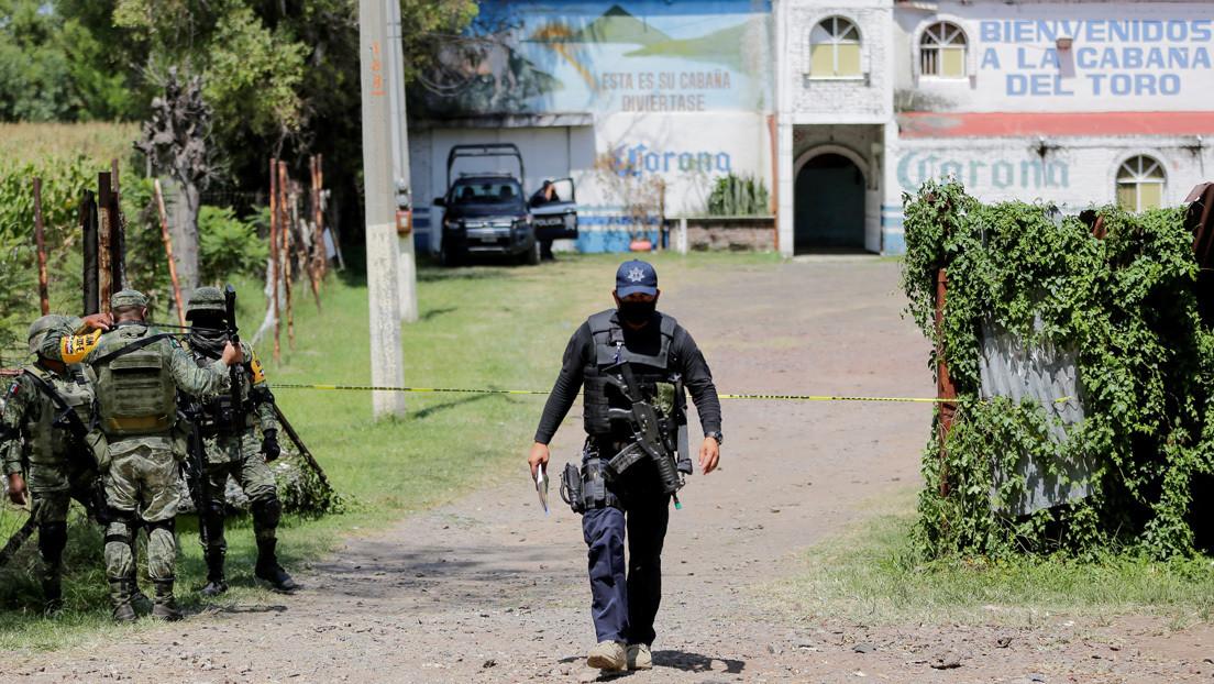 La violencia no cumple cuarentena: Una consultora reporta 87 masacres en México este año