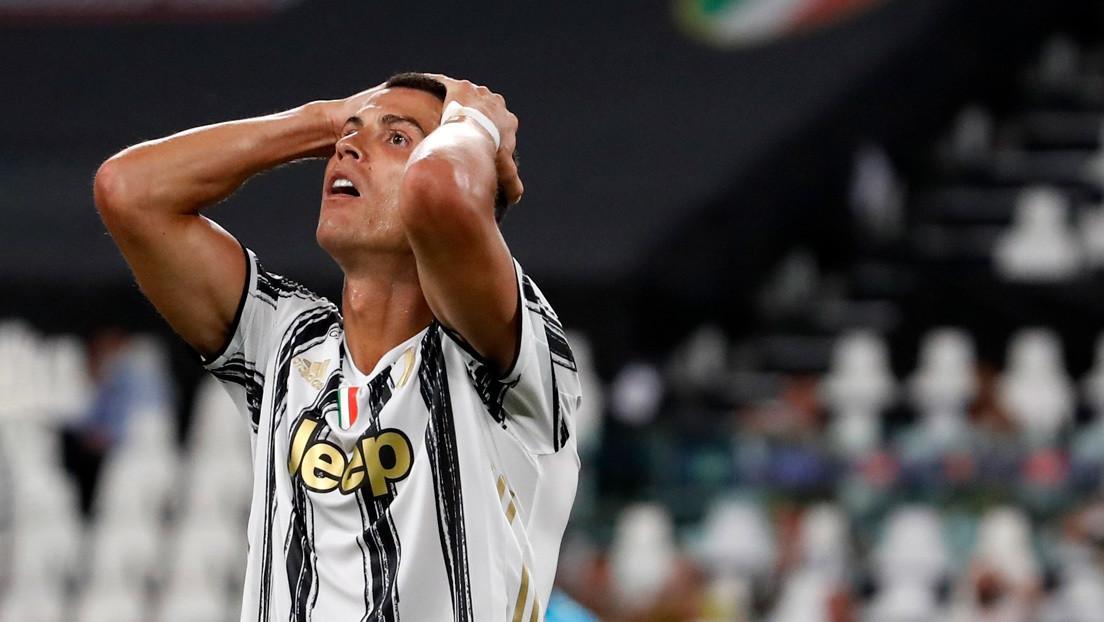 Cristiano Ronaldo no jugará contra el Barcelona tras dar positivo de nuevo por coronavirus