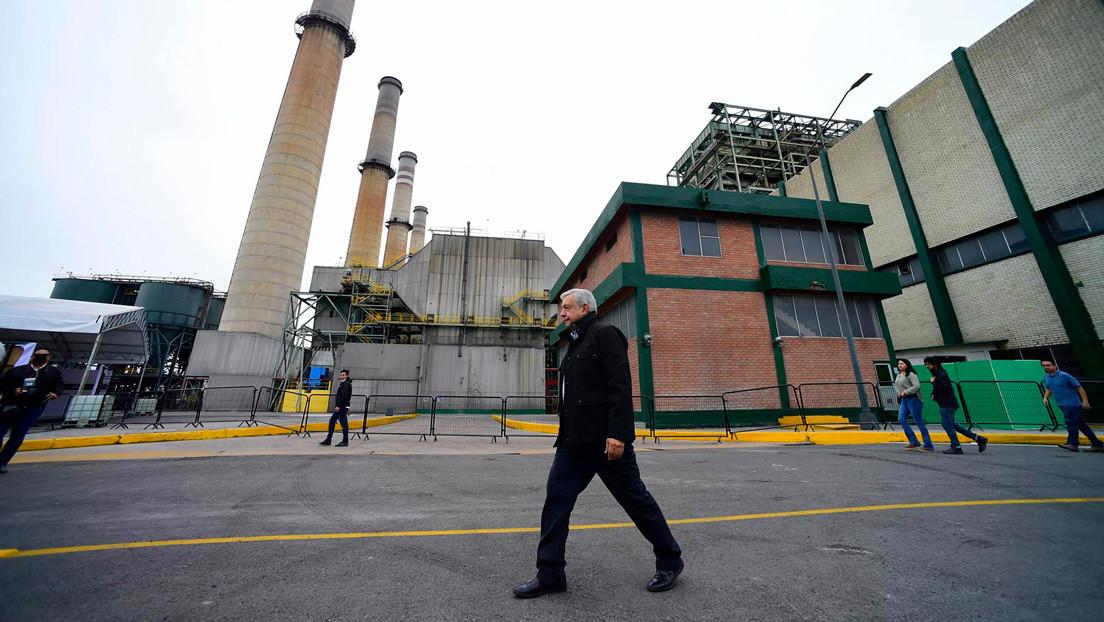 Un plan para usar carbón en plantas eléctricas reaviva el debate sobre el modelo energético de México, altamente dependiente del gas de EE.UU.