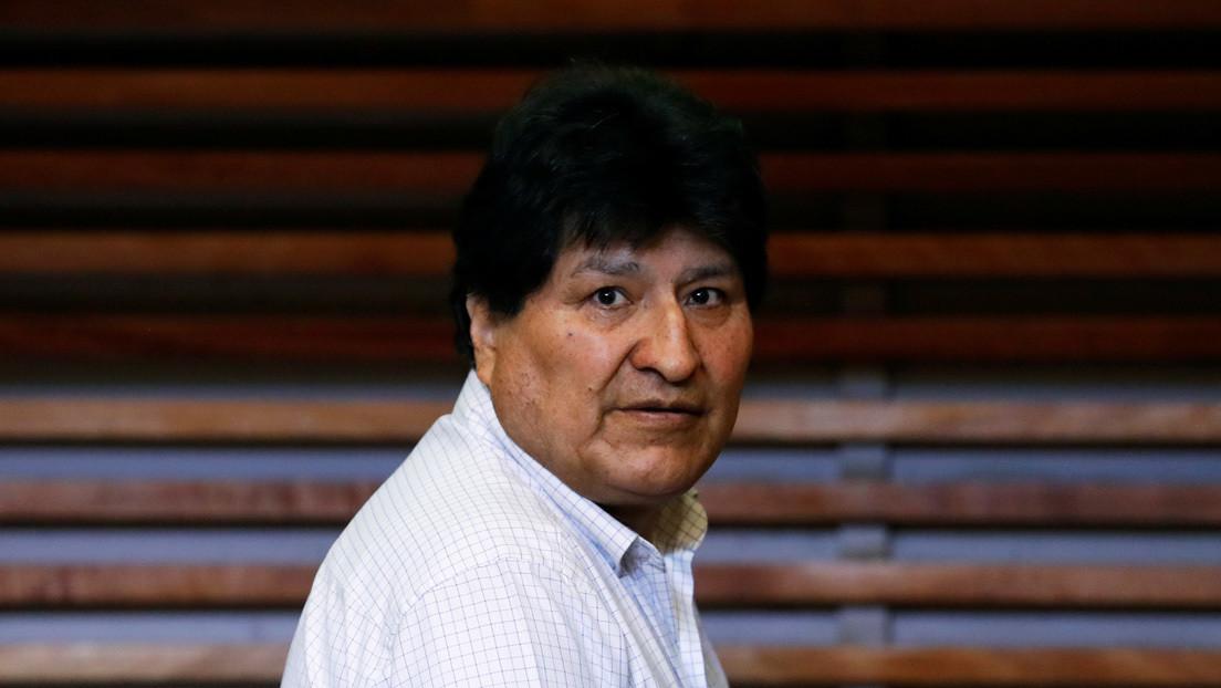 Dirigente del MAS anuncia que Evo Morales prevé regresar a Bolivia el próximo 9 de noviembre
